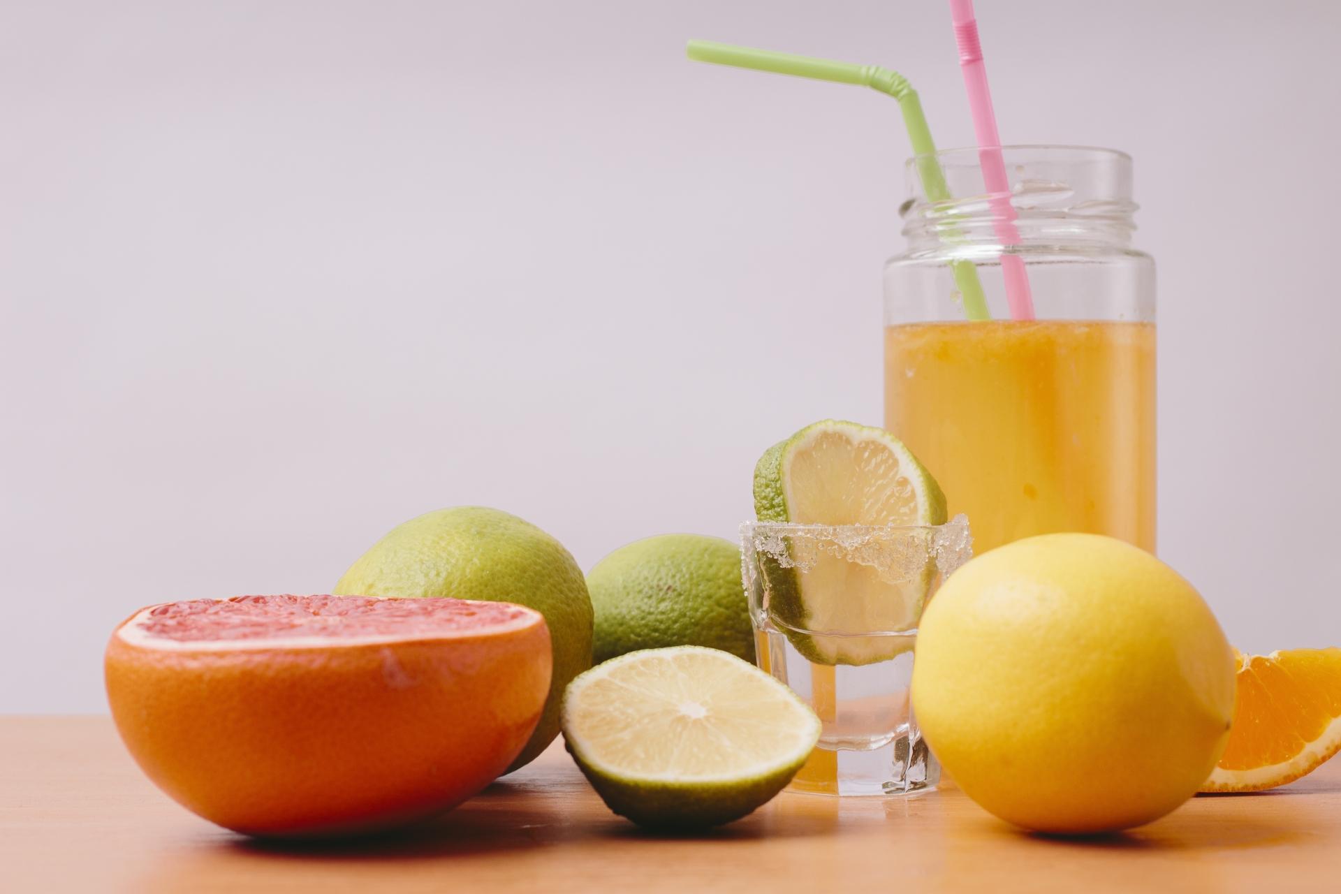 柑橘系のヘアミストのイメージ